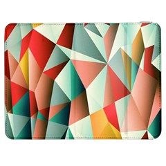 Abstracts Colour Samsung Galaxy Tab 7  P1000 Flip Case