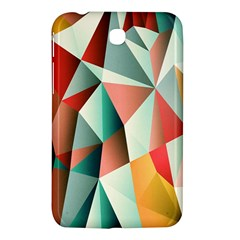 Abstracts Colour Samsung Galaxy Tab 3 (7 ) P3200 Hardshell Case