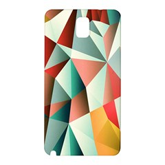 Abstracts Colour Samsung Galaxy Note 3 N9005 Hardshell Back Case