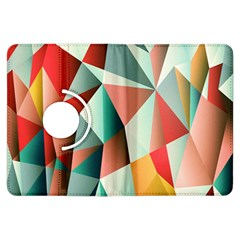 Abstracts Colour Kindle Fire HDX Flip 360 Case