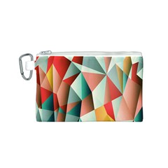 Abstracts Colour Canvas Cosmetic Bag (s)
