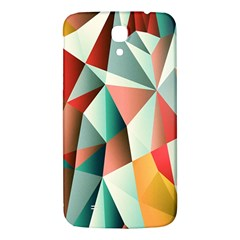 Abstracts Colour Samsung Galaxy Mega I9200 Hardshell Back Case