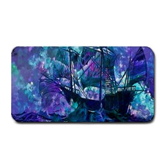 Abstract Ship Water Scape Ocean Medium Bar Mats