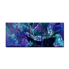 Abstract Ship Water Scape Ocean Cosmetic Storage Cases