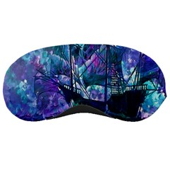 Abstract Ship Water Scape Ocean Sleeping Masks