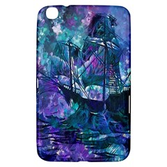 Abstract Ship Water Scape Ocean Samsung Galaxy Tab 3 (8 ) T3100 Hardshell Case