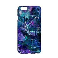Abstract Ship Water Scape Ocean Apple Iphone 6/6s Hardshell Case