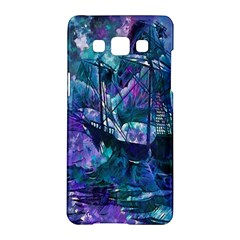 Abstract Ship Water Scape Ocean Samsung Galaxy A5 Hardshell Case