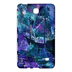 Abstract Ship Water Scape Ocean Samsung Galaxy Tab 4 (7 ) Hardshell Case