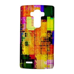 Abstract Squares Background Pattern Lg G4 Hardshell Case