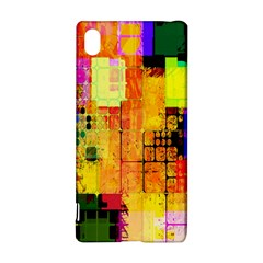 Abstract Squares Background Pattern Sony Xperia Z3+