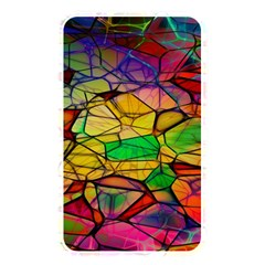 Abstract Squares Triangle Polygon Memory Card Reader