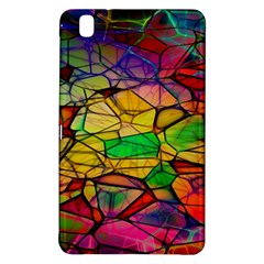 Abstract Squares Triangle Polygon Samsung Galaxy Tab Pro 8 4 Hardshell Case
