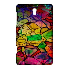 Abstract Squares Triangle Polygon Samsung Galaxy Tab S (8.4 ) Hardshell Case