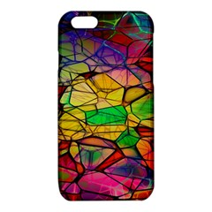 Abstract Squares Triangle Polygon iPhone 6/6S TPU Case