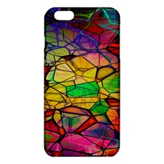 Abstract Squares Triangle Polygon Iphone 6 Plus/6s Plus Tpu Case