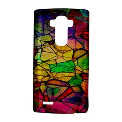 Abstract Squares Triangle Polygon LG G4 Hardshell Case