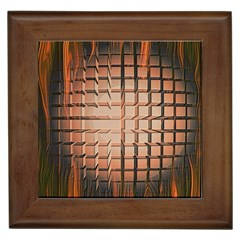 Abstract Texture Background Pattern Framed Tiles