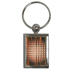 Abstract Texture Background Pattern Key Chains (Rectangle)