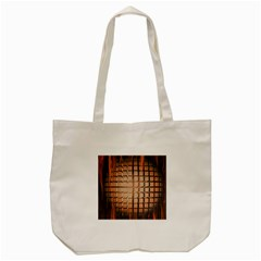 Abstract Texture Background Pattern Tote Bag (Cream)