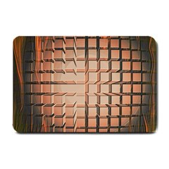 Abstract Texture Background Pattern Small Doormat