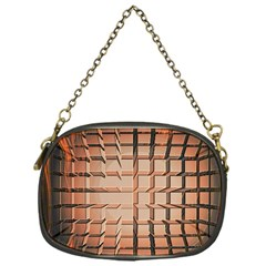 Abstract Texture Background Pattern Chain Purses (One Side)
