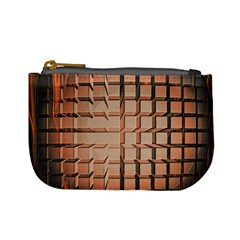 Abstract Texture Background Pattern Mini Coin Purses