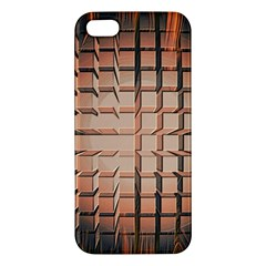 Abstract Texture Background Pattern Apple iPhone 5 Premium Hardshell Case