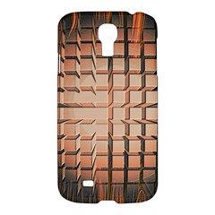 Abstract Texture Background Pattern Samsung Galaxy S4 I9500/I9505 Hardshell Case