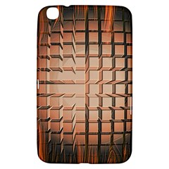 Abstract Texture Background Pattern Samsung Galaxy Tab 3 (8 ) T3100 Hardshell Case