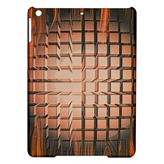 Abstract Texture Background Pattern iPad Air Hardshell Cases