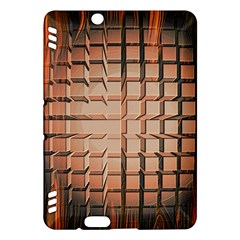 Abstract Texture Background Pattern Kindle Fire HDX Hardshell Case