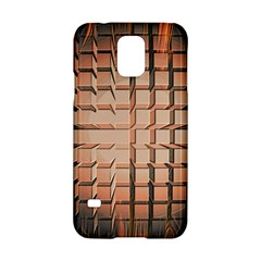Abstract Texture Background Pattern Samsung Galaxy S5 Hardshell Case