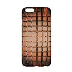 Abstract Texture Background Pattern Apple Iphone 6/6s Hardshell Case