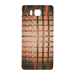 Abstract Texture Background Pattern Samsung Galaxy Alpha Hardshell Back Case