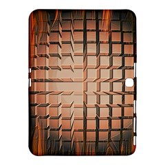 Abstract Texture Background Pattern Samsung Galaxy Tab 4 (10 1 ) Hardshell Case