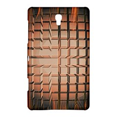 Abstract Texture Background Pattern Samsung Galaxy Tab S (8.4 ) Hardshell Case