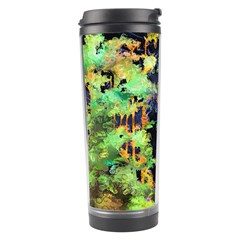 Abstract Trees Flowers Landscape Travel Tumbler