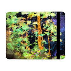 Abstract Trees Flowers Landscape Samsung Galaxy Tab Pro 8.4  Flip Case