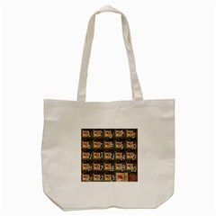 Advent Calendar Door Advent Pay Tote Bag (Cream)