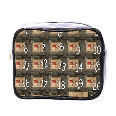 Advent Calendar Door Advent Pay Mini Toiletries Bags