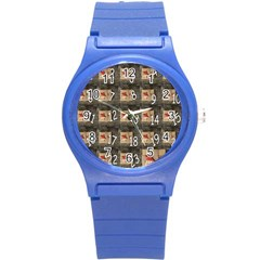 Advent Calendar Door Advent Pay Round Plastic Sport Watch (s)