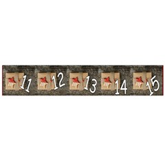 Advent Calendar Door Advent Pay Flano Scarf (large)
