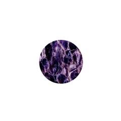 Agate Naturalpurple Stone 1  Mini Magnets