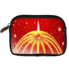 Advent Candle Star Christmas Digital Camera Cases