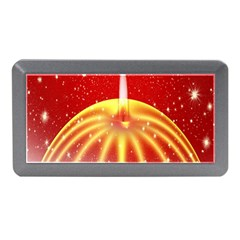 Advent Candle Star Christmas Memory Card Reader (Mini)