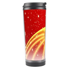 Advent Candle Star Christmas Travel Tumbler