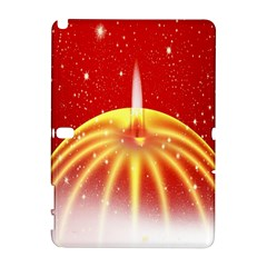 Advent Candle Star Christmas Galaxy Note 1