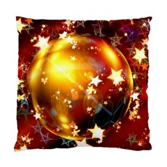 Advent Star Christmas Standard Cushion Case (One Side)