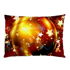 Advent Star Christmas Pillow Case